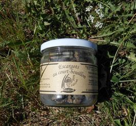 Escargots au Court-Bouillon ; Moyen