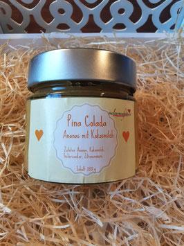 Pina Colada (Ananas mit Kokosmilch)