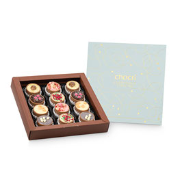 "12er Cup-Pralinenbox ""Everyday's Darling"""