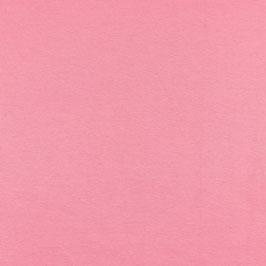 Bündchenstoff Schlauchware soft pink