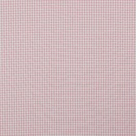 Baumwollstoff Vichy Karo rosa/weiß 2mm
