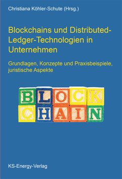 eBook: Blockchains und Distributed-Ledger-Technologien in Unternehmen