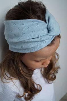 Stirnband Turbanoptik in Wunschfarbe