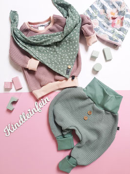 Teil vom Outfit rosa-mint