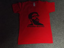 "T-Shirt ""Literatur Guerilla"""