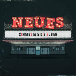 Scheibsta & die Buben - NEUES (CD)