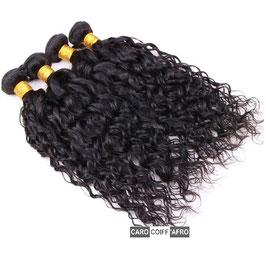 """Cheveux type brésiliennes CURLY 100% humain 16"""" de 100g"""