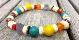 Tibet Kleuren Heren Armband