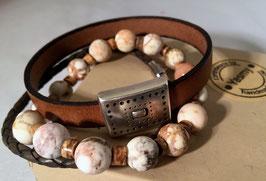 Sahara heren armbanden (3 stk)
