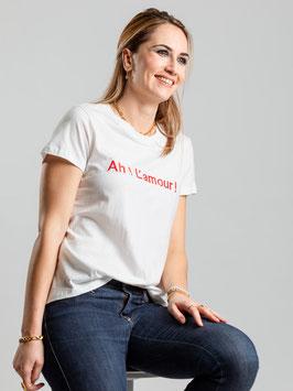 """T-shirt """"Ah! L'amour!"""""""