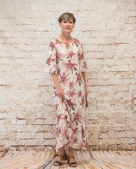 Schnittmuster 'Kleid mit Rüschen'
