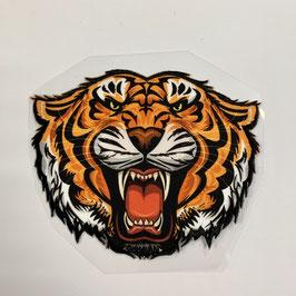 Bügelmotiv 'Tigerkopf'