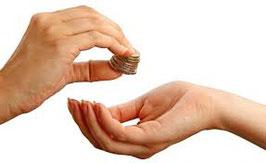 Donatie gift