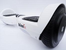 binnTec Hoverboard N6 white matt mit Tasche