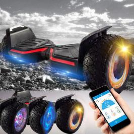 binnTec Hoverboard N10 SUV Cross mit App B-Ware