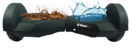 binnTec Silicon Case Schutzhülle für 8 Zoll Hoverboard