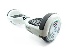 binnTec Hoverboard N2 white mit shining LED´s