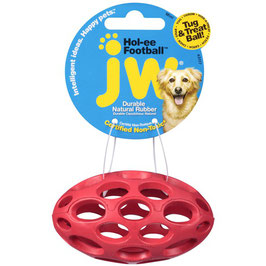 JW PET HOL-EE GITTERFOOTBALL mini