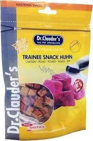 DR. CLAUDER'S CHICKEN TRAINEE 80g