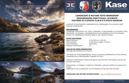 EYE-Photo Club Landscape Photo Workshop - Schweiz (Swiss) Prätigau / Graubünden 01.06.2019 - 02.06.2019