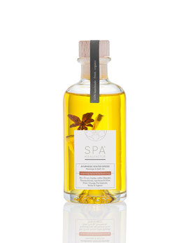 AYURVEDIC WINTER SPICES Massage & Bath Oil