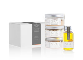 REFRESHING & UPLIFTING Hideaways SPA Box