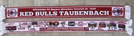 25 Jahre Red Bulls Taubenbach Fan Schal
