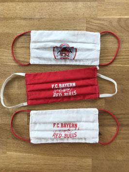 Red Bulls Taubenbach Mund-Nase-Maske