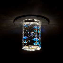 Octagon Crystal LED