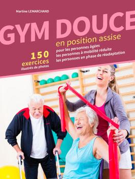 """Livre en format numérique """"Gym douce en position assise"""""""