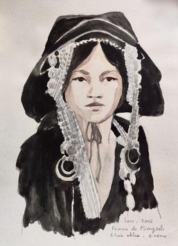 Femme de Phongsali