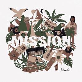 Jahnaton - Mission [CD]