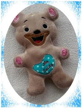 Kuscheltier, Teddy