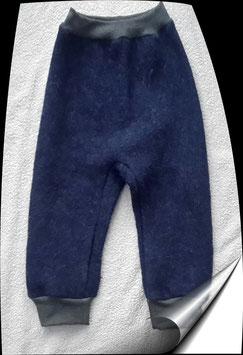 Warme Hose aus 100% Wolle für draußen!