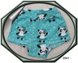 Mädchenpants mit Pandabären