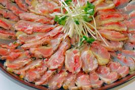 親鶏タタキ炭火焼(1㎏)