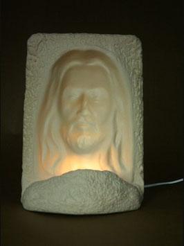 FR06 LAMPARA ROSTRO DE CRISTO