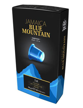 Jamaica Blue Mountain - First Grade