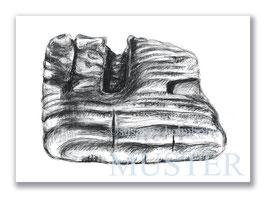 Kunstkarte Holz Artikelnr. a108