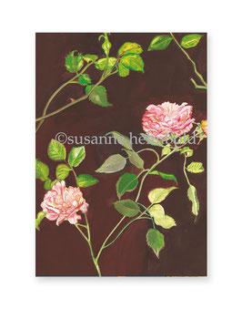 Minikarte aus meinem rosengarten, Artikelnr. mk023