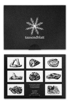 """Kartenbox """"Aus den Gärten Neptuns"""" kb101"""