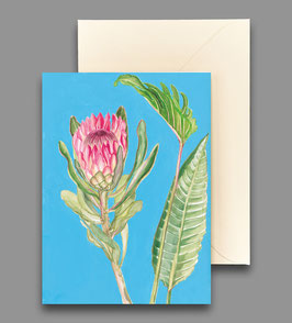 Grußkarte aus meinem Rosengarten Artikelnr. kl 259