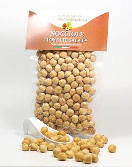 Nocciole Tostate Salate - Haselnüsse, leicht gesalzen