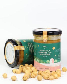 Haselnuss-Mus - Pasta Pura Nocciola Piemonte IGP delle Langhe 350g