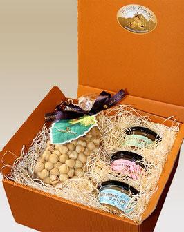 Geschenkset 'Crema Dolce con Nocciole Piemonte IGP'