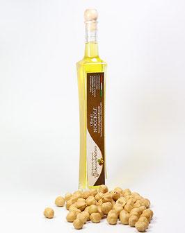 Gourmet-Haselnuss-Öl, 100% rein, unfiltriert aus geröstete I.G.P.-Haselnüssen