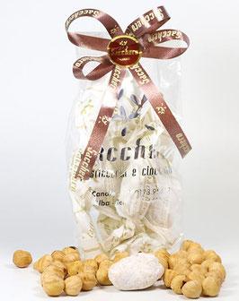 Trüffel-Pralinen weiß - Tartufi bianco, Pasticceria Sacchero