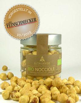 Nocciole BIO - Nocciola Piemonte I.G.P. Tostata 100g