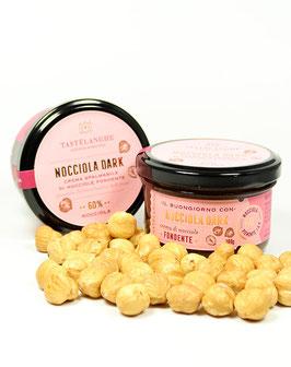 Nuss-Nougat-Creme dunkel - Crema di Nocciole Fondente, 100g