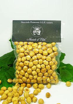 Haselnüsse geröstet - Nocciola Piemonte I.G.P. tostata, Nocciole d'Elite, 200g